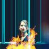 setlist: (Catching fire)