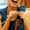 libelula: (Knitting Happiness)