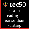 rec50: (rec50 no. 2 by chickpea)