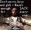 were_lemur: Jack Sparrow, sprawled on the ground. (don't worry boys and girls there's enoug)