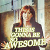 afterthree: (gonna be so awesome donna)