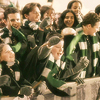 afterthree: (slytherins cheer)