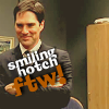 afterthree: (smiling hotch ftw)