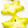 awils1: Two yummy looking yellow starfish cakes. (Cakes-2)