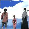 aoinoue: (Samurai Champloo - Crossroads)