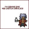 anissu: ([YGO] Thief Bakura >> Crotch Crawlies)