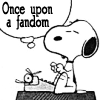 aurora_novarum: (Snoopy Typing)