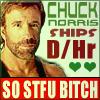 azurite: (hp - chuck norris ships d/hr)