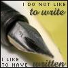azurite: (fiction - have written)