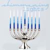 azurite: (hanukkah - shimmering lights)