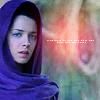 beatrice_otter: Sha're in a blue veil (Shau'ri)