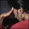 skywardprodigal: Nichelle Nichols as Nyota Uhura, bracing her head with her hand.  (nichelle n 4)