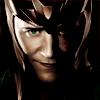 epiphanyx7: Loki wearing his helmet (My Mischevious Icon)