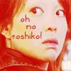 """lilacsigil: Toshiko Sato, """"oh no toshiko!"""" (toshiko)"""