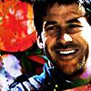 busaikko: John grinning and happy (SGA John Christmas)