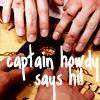 "lilacsigil: Winchesters, ouija board, ""Captain Howdy Says Hi"" (captain howdy)"