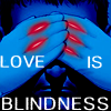 lilacsigil: Scott with Emma's hands over his eyes (love is blindness)