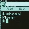 smiley_anon: (whoami = flynn)