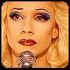 "caro: Hedwig, from ""Hedwig & the Angry Inch"" (miss hedwig)"