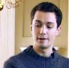 young_tmriddle: (2 conversation in blue jumper)