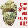 "spiletta42: Mayan maize god, caption ""corn syrup will kill us all"" (Archaeology maize god)"