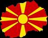 fejlica: zastava Makedonije (Makedonski)