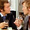 sakana17: persuaders brett and danny credit: sdwolfpup (persuaders-drinks)
