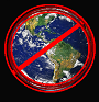 "seryn: globe surrounded by red slashed circle. ""no world"" (locked)"
