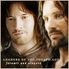 lindahoyland: (Aragorn and Faramir)
