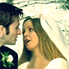 "lizbee: Photoshopped version of the wedding picture from ""Family of Blood"", with Romana marrying Ten. (DW: Ten/Romana marriage)"