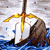 inkstone: Clare's claymore & clothes (claymore)