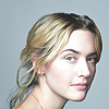 kate: Kate Winslet is wryly amused (CM: Reid thinky)