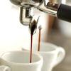 domtheknight: espresso machine brewing into little white mugs (Default)