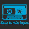 wishfulclicking: cassette means I love the music (music: mixtape is love)