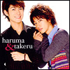 poteidia: ([Haruma] & Takeru)