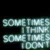bitter: (text; sometimes)