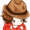 elyse: (chibi bakanishi: fedora)