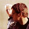 paian: Jack's hand on Daniel's shoulder (jd shoulder)