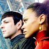 misscam: (Spock/Uhura profiles)