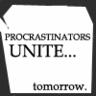baroqueangel: ([Misc] Procrastination)