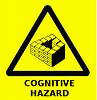 glossolaliablack: cognitive hazard (hazard)