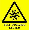 glossolaliablack: self evolving system (evolve)