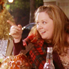 hermionesparkles: (sookie ; drunk laugh)
