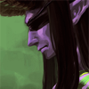 forcefateshand: Smirking Illidan. (So be it.)