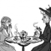 witchofthechalk: (Tea with Granny)