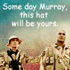 ancientcitadel: (SG-1 - Some Day Murray This Hat Will Be)
