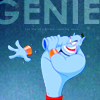 millenniumangel: (Aladdin: Genie)