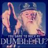 millenniumangel: (Harry Potter: Dumble-fu)