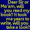 chibimono: (paperback writer)