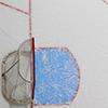 healingmirth: empty hockey net (ice)